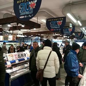 札幌中央卸売市場場外市場