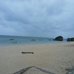 新原ビーチ