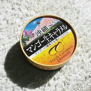 マンゴー生キャラメル