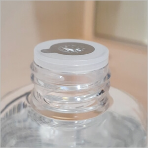 ボトルの中蓋